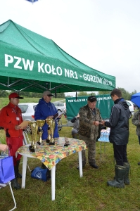 Zawody wędkarskie 2020 o Puchar Rektora AJP i Prezesa Koła Wędkarskiego nr 1 w Gorzowie Wielkopolskim_24
